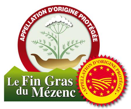 Logo du label Le fin Gras du Mézenc