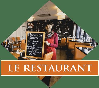 Restaurant de la boucherie Thierry