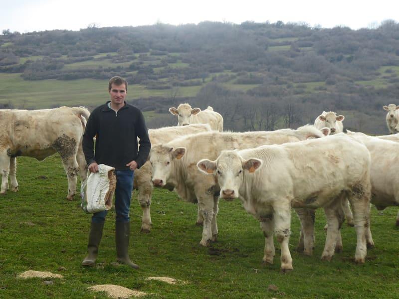 La famille SEVENIER, éleveurs en Ardèche