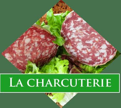 Charcuterie de la boucherie Thierry