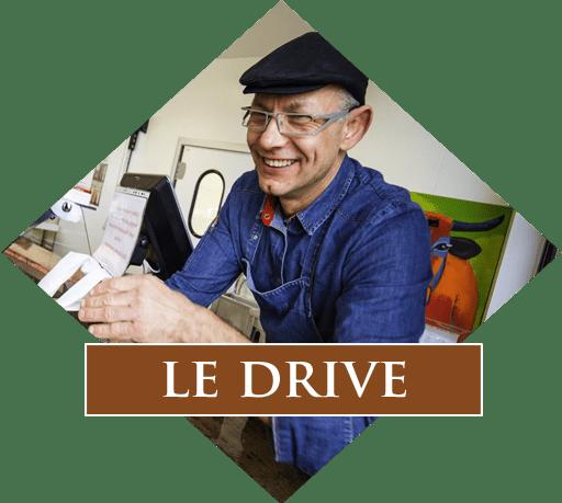 Drive de la boucherie Thierry