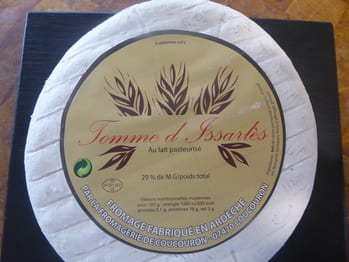 Tomme d'Issarles