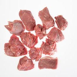 Blanquette de veau crue