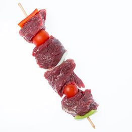You are currently viewing Brochette de boeuf