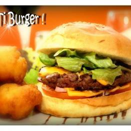 Titi Burger et frites