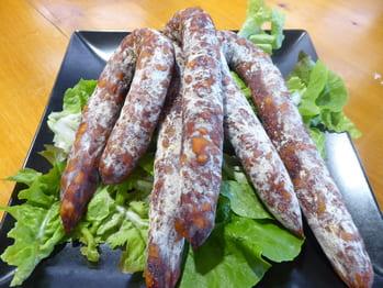 Chorizo doux sec